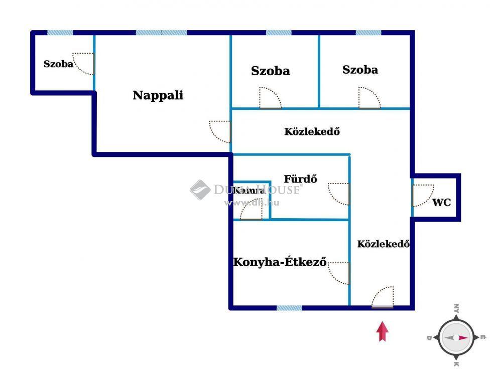 Eladó Lakás, Hajdú-Bihar megye, Debrecen - Debrecen Dobozikert