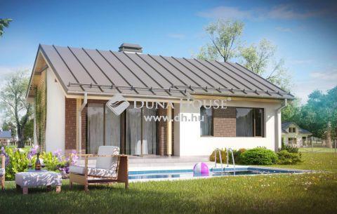 Eladó Ház, Bács-Kiskun megye, Kecskemét - Vacsiközben 66 m2-es, új, 4kW napelemes téglaház
