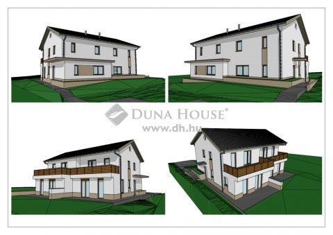 Eladó Ház, Pest megye, Nagykovácsi - újépítésű ikerház A