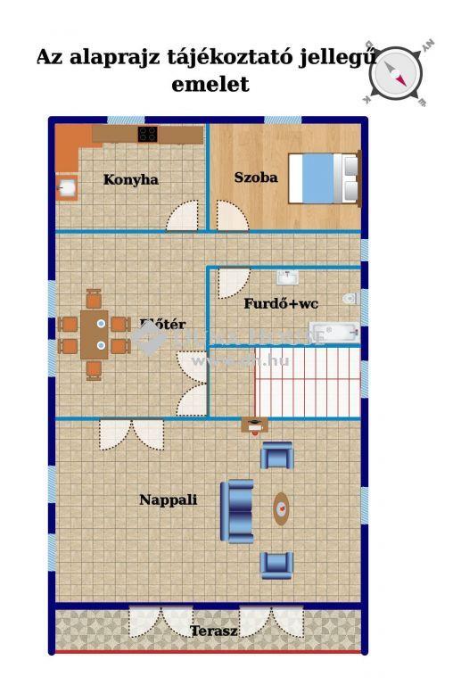 Eladó Ház, Pest megye, Gyömrő - Önálló családi ház nagy terek