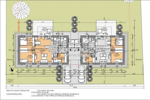 Eladó Ház, Pest megye, Tinnye - **Újépítésű ikerházak Királyvölgyben, idei átadással!**