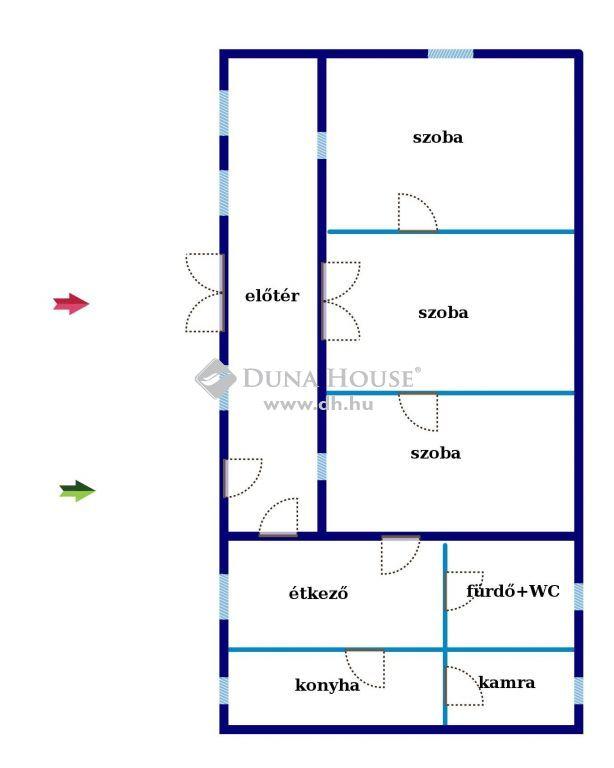 Eladó Ház, Bács-Kiskun megye, Kiskőrös