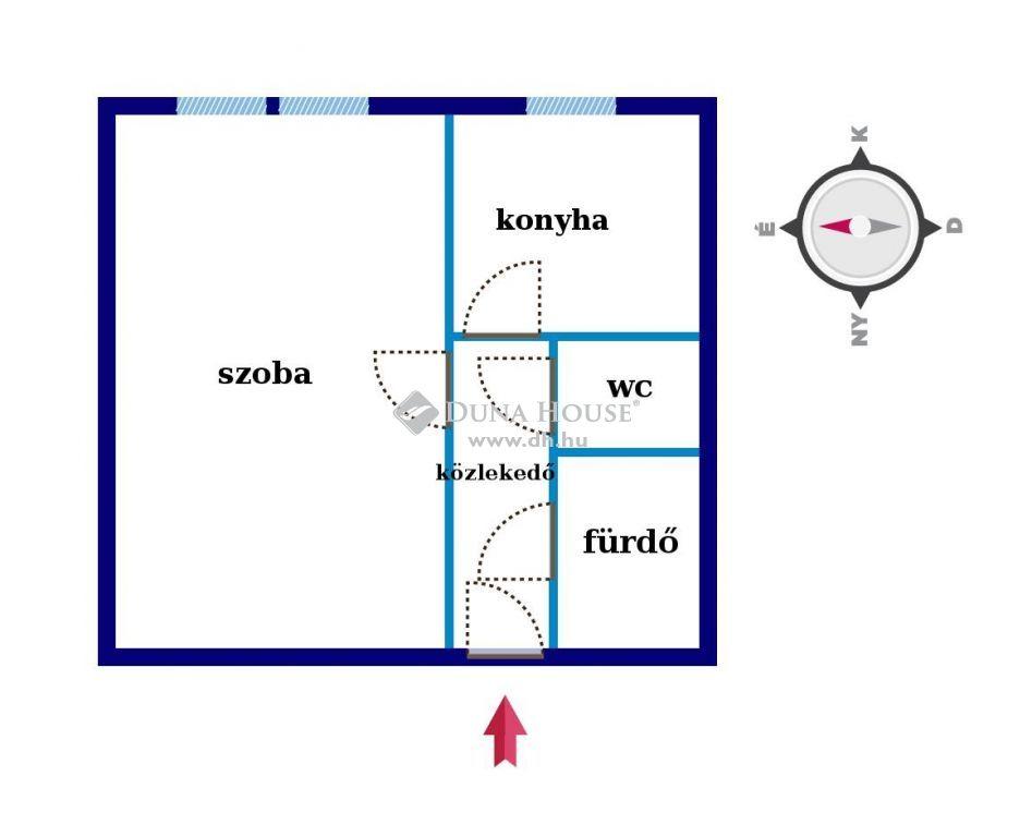 Eladó Lakás, Zala megye, Zalaegerszeg - Kertvárosi fsz-i 36 m2-es lakás