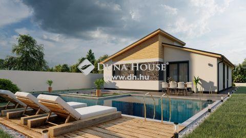 Eladó Ház, Bács-Kiskun megye, Helvécia - Új építésű környezetben, nappali + 3 szobás ház - 568 nm telken