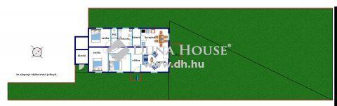 Eladó Ház, Pest megye, Bugyi - Új építésű, hőszivattyús, 3 hálószobás, amerikai konyhás nappalis ikerház 770m2-es telken eladó!